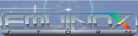 Equinox-Storm Discotheque Logo